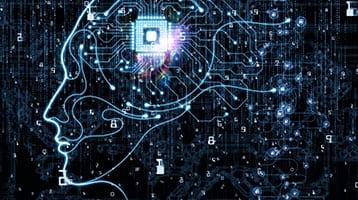 digital representation of artificial intelligence